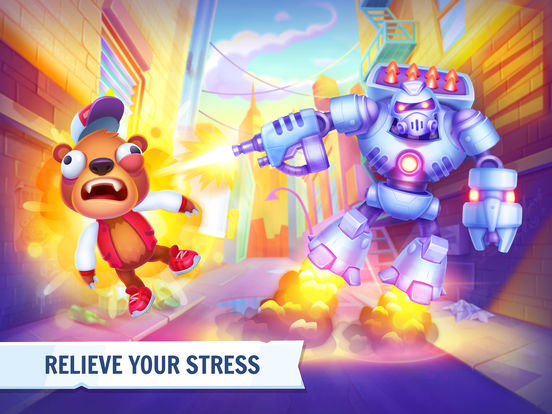 Despicable Bear (Ad Free) - Top Beat Action Game Screenshots