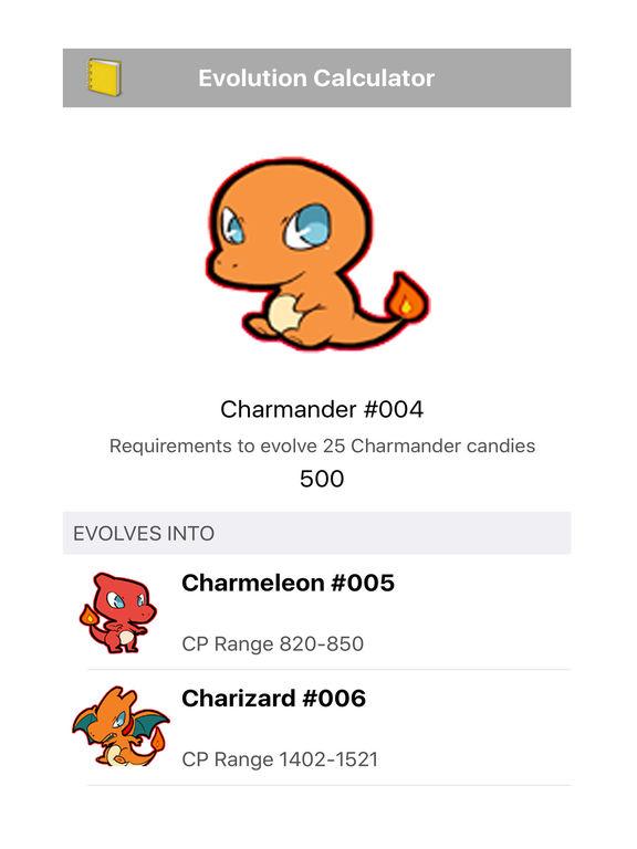Poke Radar Evolution Cp For Pokemon Go By Sunder Pichar