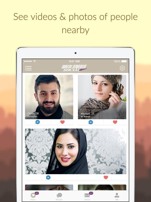 Dating app saudi arabia