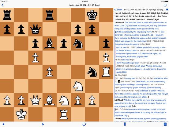Chess Viewer iPad Screenshot 1