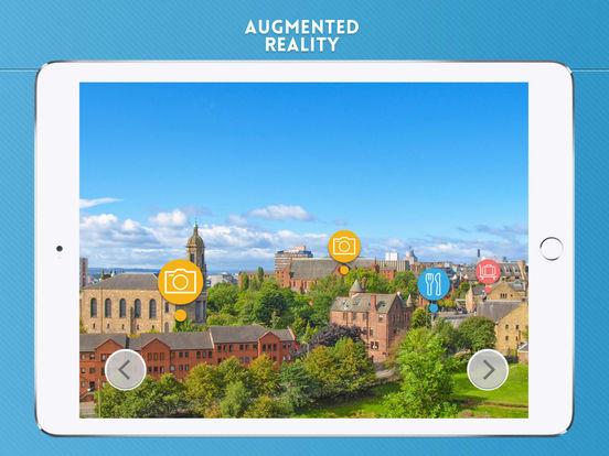 Glasgow: Travel Guide iPad Screenshot 2