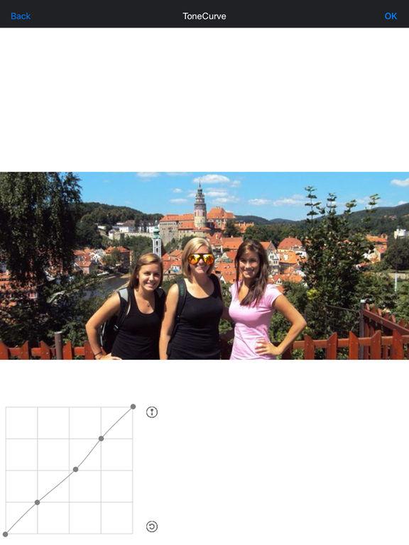 Photo Editing Effects Screenshots