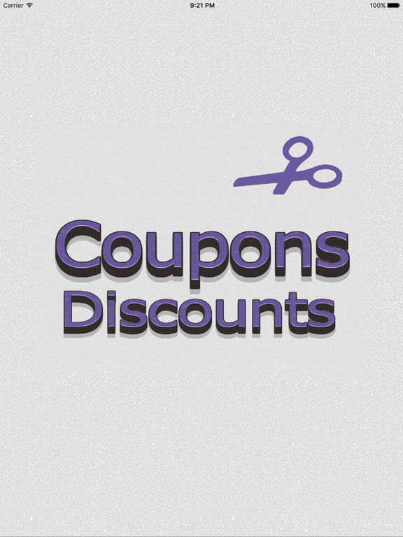 Coupons for elder-beerman App-ipad-0