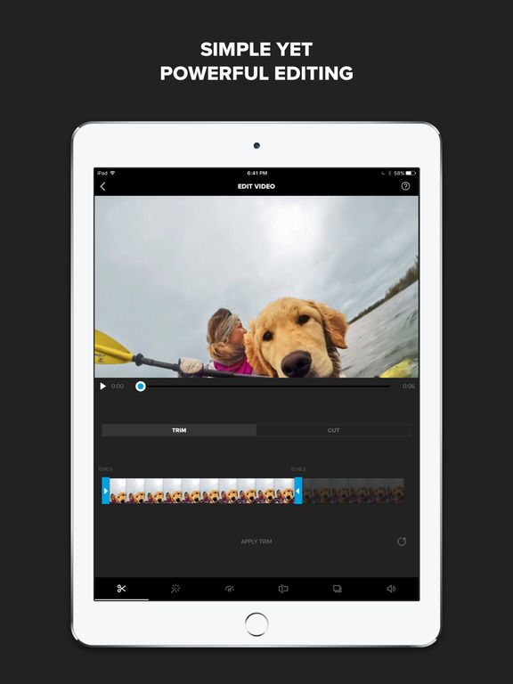 ios ipad video editing apps