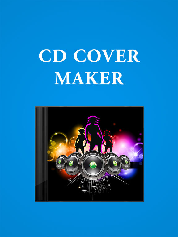 Best Book Cover Making Apps ~ App shopper cd cover maker music