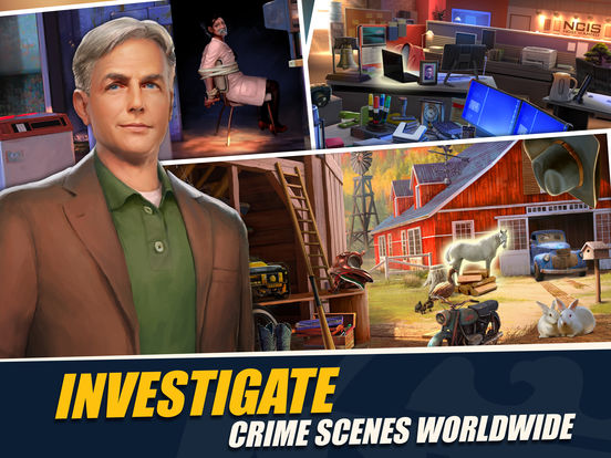 NCIS: Hidden Crimes Screenshots