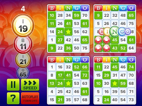 Social Bingo - Unbelievably Fun-ipad-2