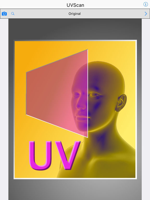 UVScan Screenshots