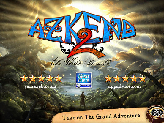 Azkend 2 - The Puzzle Adventure Screenshots