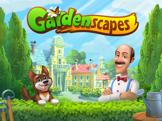 Gardenscapes - New Acres Скриншоты11