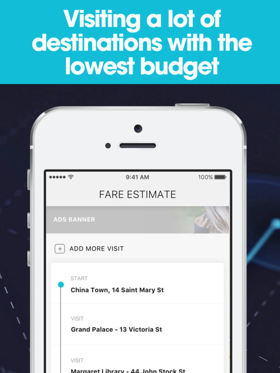 Fare Estimate for U-Taxi, Get cheapest price screenshot