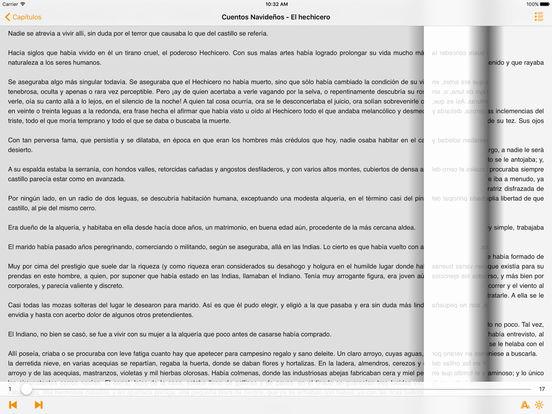 Cuentos Navideños iPad Screenshot 1