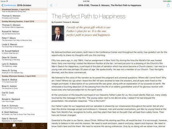 LDS Scripture Citation Index iPad Screenshot 2