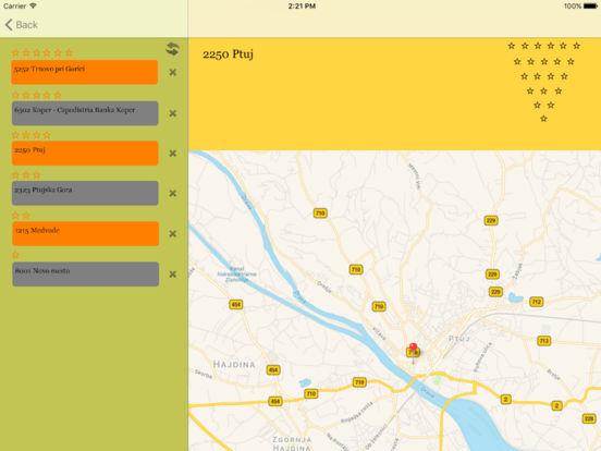 izip Slovenia iPad Screenshot 4