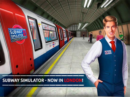 Subway Simulator 2 - London Edition Deluxe Screenshots