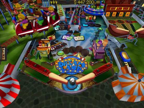 Pinball HD iPad Screenshot 5