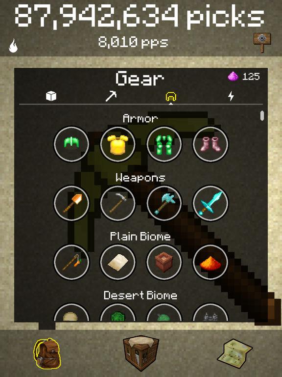 PickCrafter screenshot