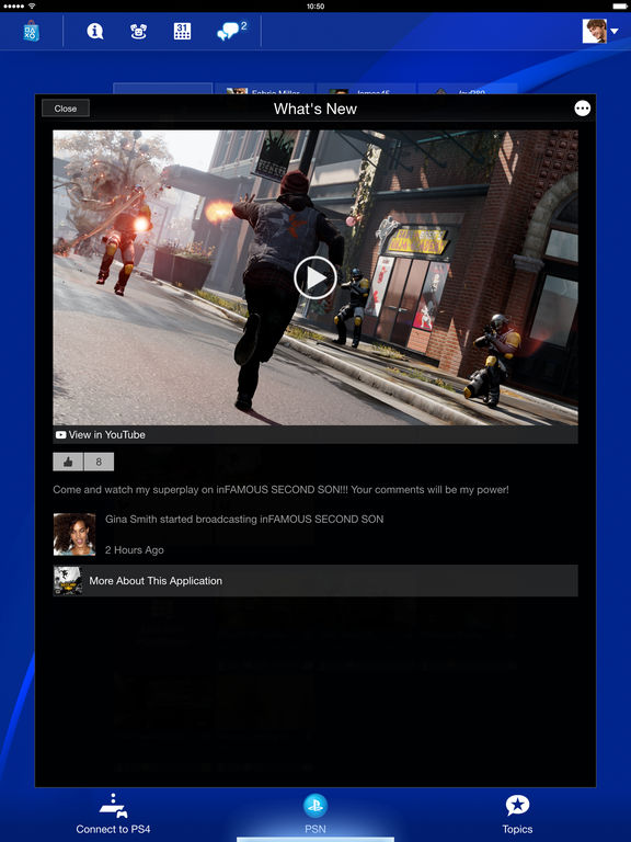 PlayStation®App Screenshots