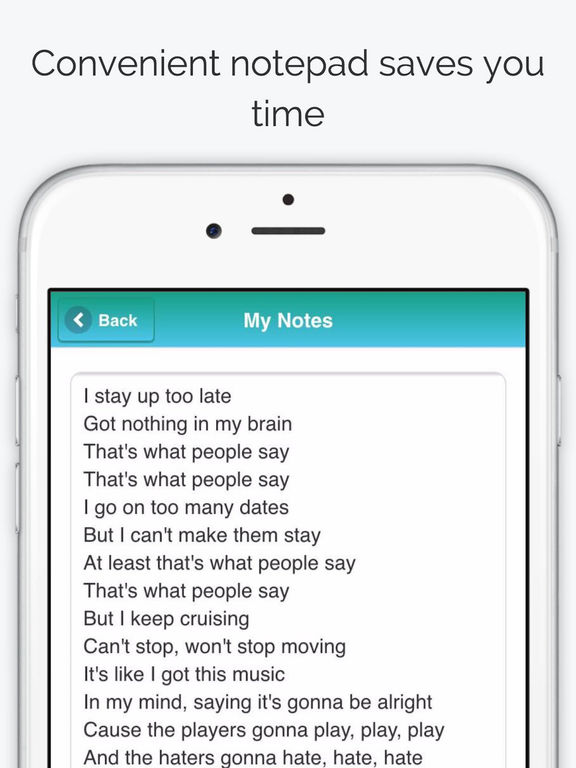 Rhyme Time Rhyming Dictionary for Rappers & Poets Screenshots