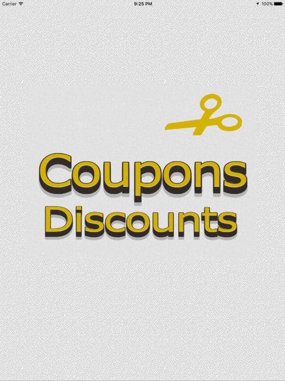 Coupons for Smashbox Shopping App-ipad-0