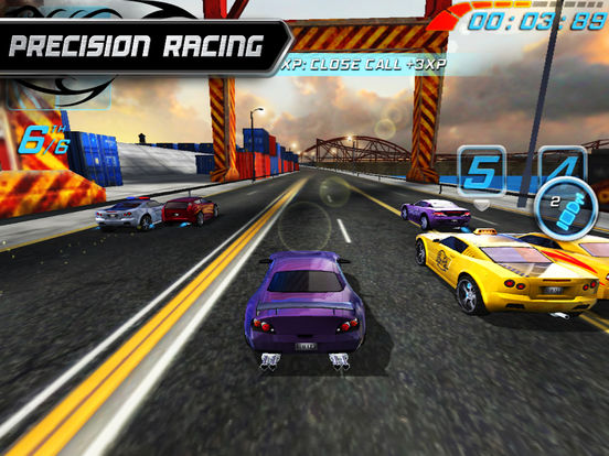 Rogue Racing: PinkSlip Screenshots