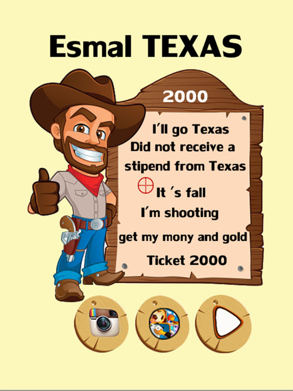 Esmal TEXAS Screenshots