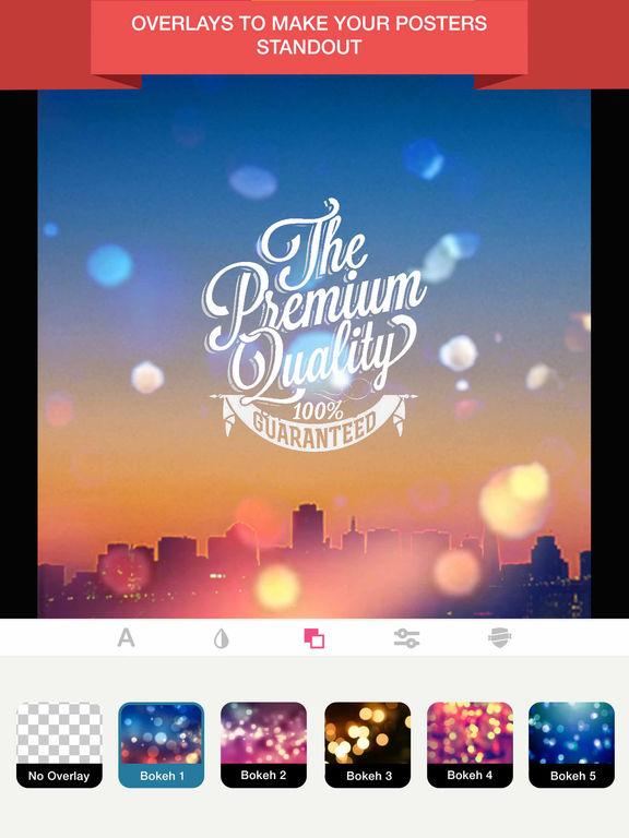 poster maker poster design flyer maker ad maker on the app store. Black Bedroom Furniture Sets. Home Design Ideas