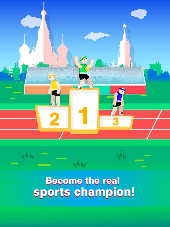 Summer Sports: Running Champion Full screenshot 7