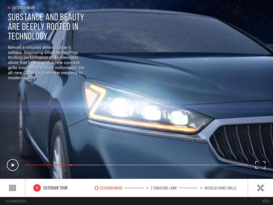 2017 Kia Cadenza By Kia Motors Corporation