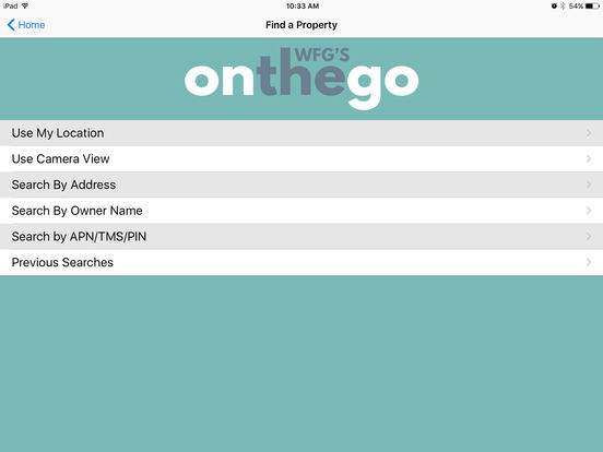 ITC On The Go iPad Screenshot 2