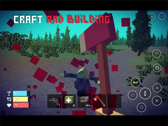 Pixel Z - Gun Day Screenshots