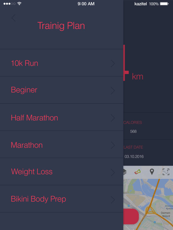 App Shopper: Running Distance Tracker - GPS Run Walking Tracker (Healthcare & Fitness)