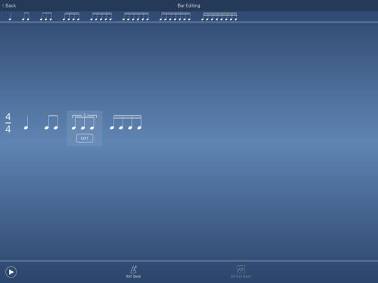 Rhythm Trainer iPad Screenshot 3