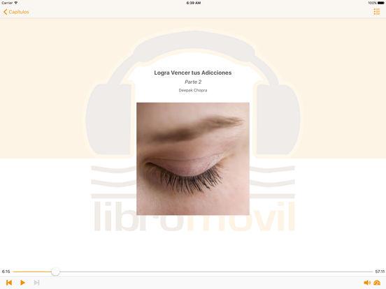 El Rayo de Luna - Audiolibro iPad Screenshot 1