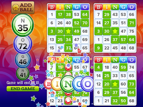 Social Bingo - Unbelievably Fun-ipad-3