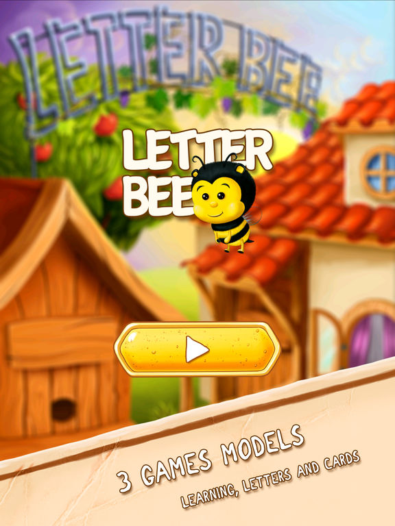 Ernie the Bee: adore alphabet discovering Screenshots