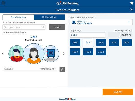 Qui UBI iPad Screenshot 3