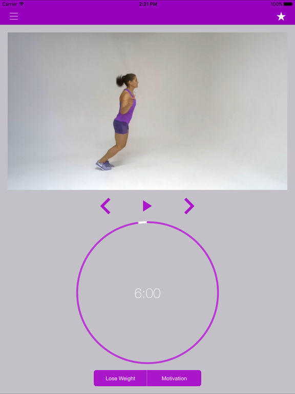 Jump Rope Workout and Jumping Training Exercises Screenshots