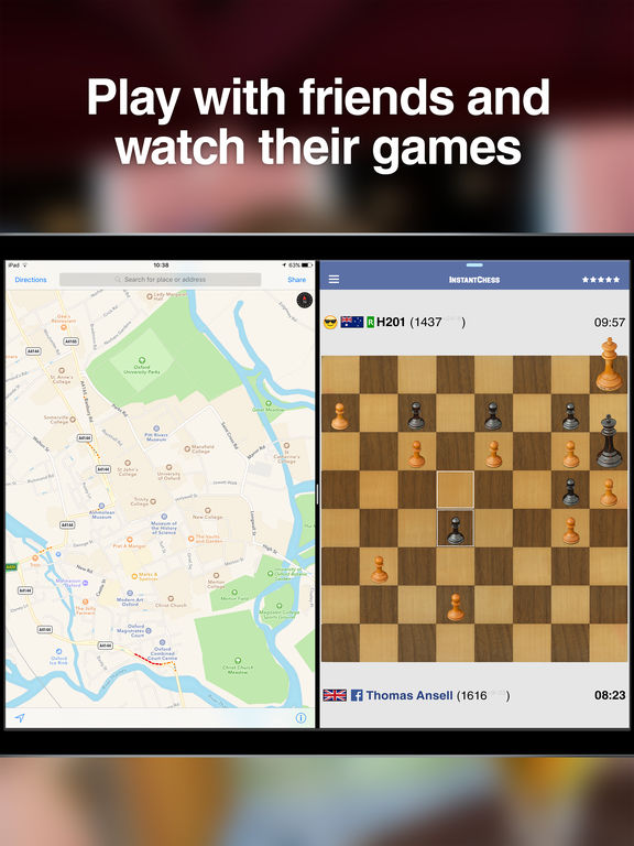 Instant Chess screenshot
