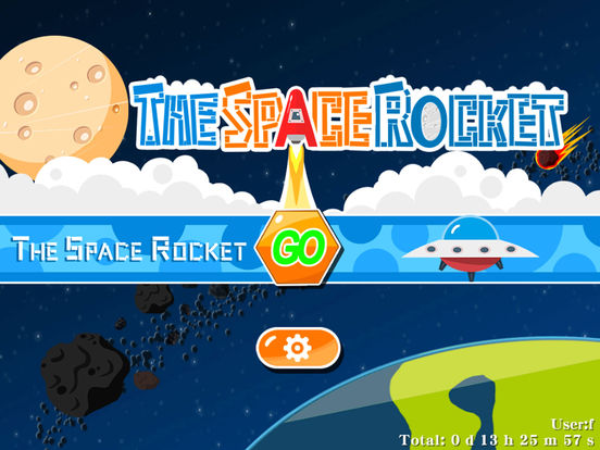 The space rocket - Physics master interesting game Screenshots