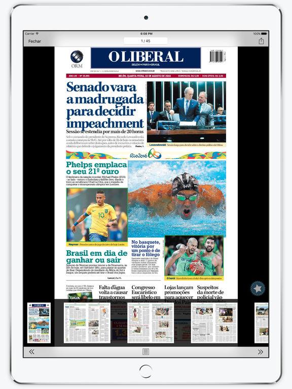 iPad 스크린샷 3