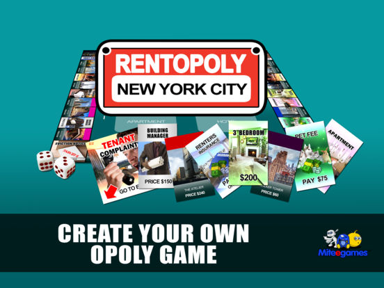 Rentopoly NYC Screenshots