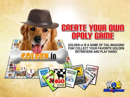Golden IO screenshot 3