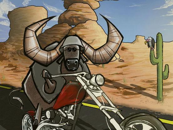 Motorradführerschein iPad Screenshot 1