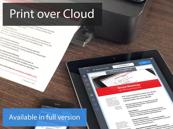 Printer Pro Lite iPad Screenshot 5