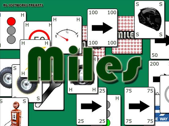 Miles FE iPad Screenshot 1
