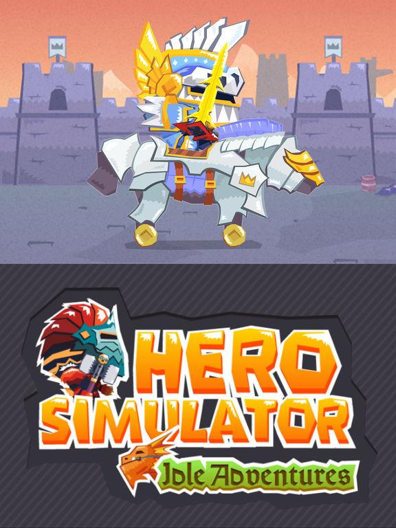 Hero Simulator для iPad