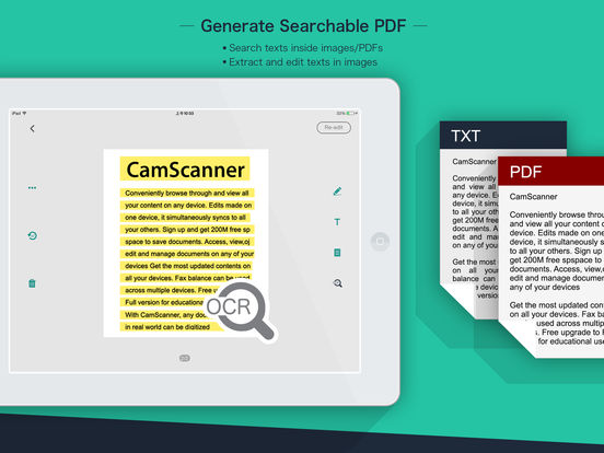 CamScanner HD Screenshots