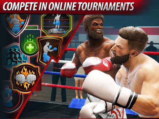 Screenshots of Real Boxing 2 ROCKY for iPad