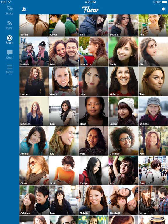 Flurv - Meet, Chat, Friend screenshot